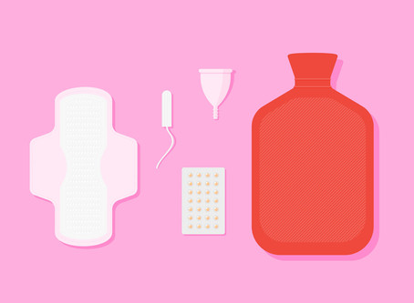 Let's talk Puberty… and Periods!