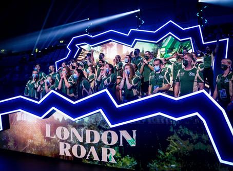 THE INTERNATIONAL SWIM LEAGUE #LondonROAR