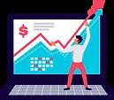 конверсия-рост продаж-увеличение доходов