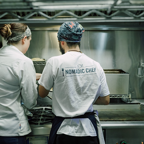 The Ethical Chefs Supper Club, London