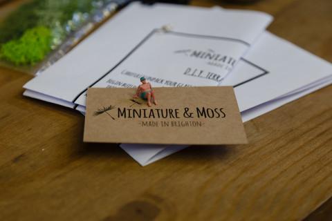 Miniature & Moss