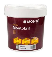 Montokril Smooth White Masonry Paint