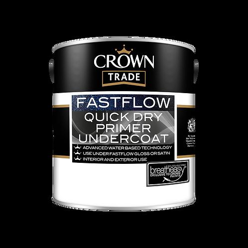 Crown Trade Fastflow Quick Dry Primer Undercoat
