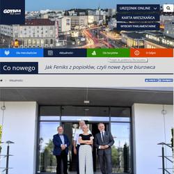 Gdynia.pl - Fenix