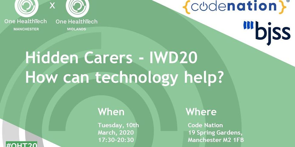 Hidden Carers IWD20 (Manchester)