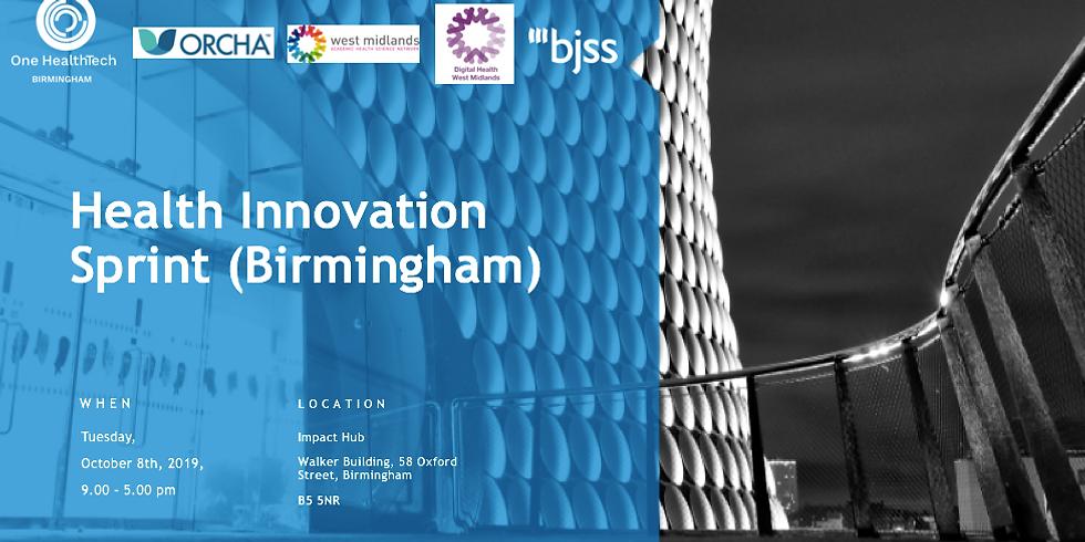 Health Innovation Sprint (Midlands)