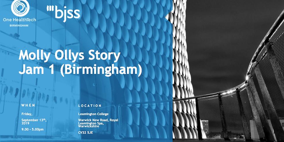 Molly Ollys Story Jam 1 (Birmingham)