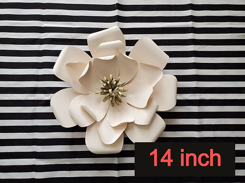 LARGE Paper Flower 14 inch