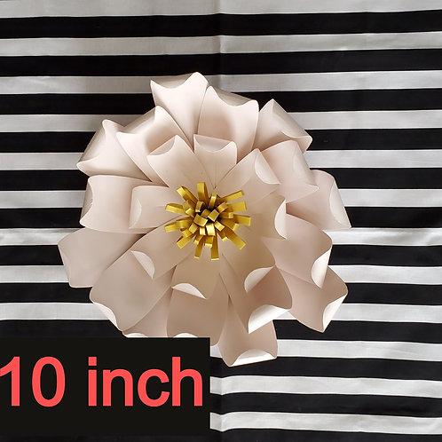 MEDIUM Paper Flower 10 inch