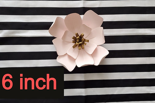 XS Paper Flower 6 inch