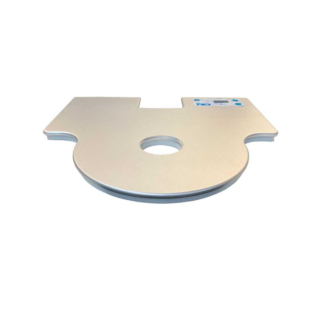 mesa aquecedora extended para lupa smz