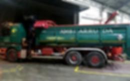 transporte residuos
