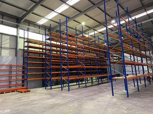 Estantes industriais | Prateleiras | Racks