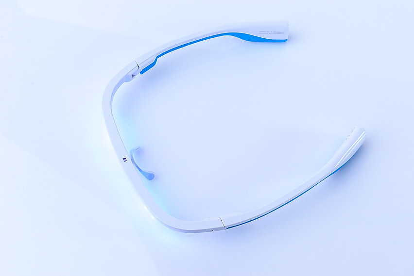 AYO Blue Light Therapy Glasses