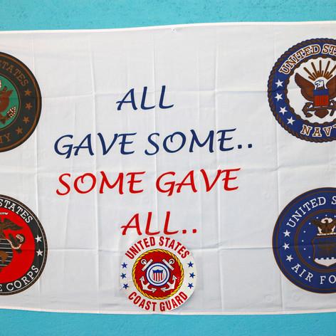 Honor for the Veterans