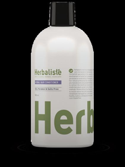 """מרכך שיער צמחי 500 מ""""ל - הרבליסטה"""