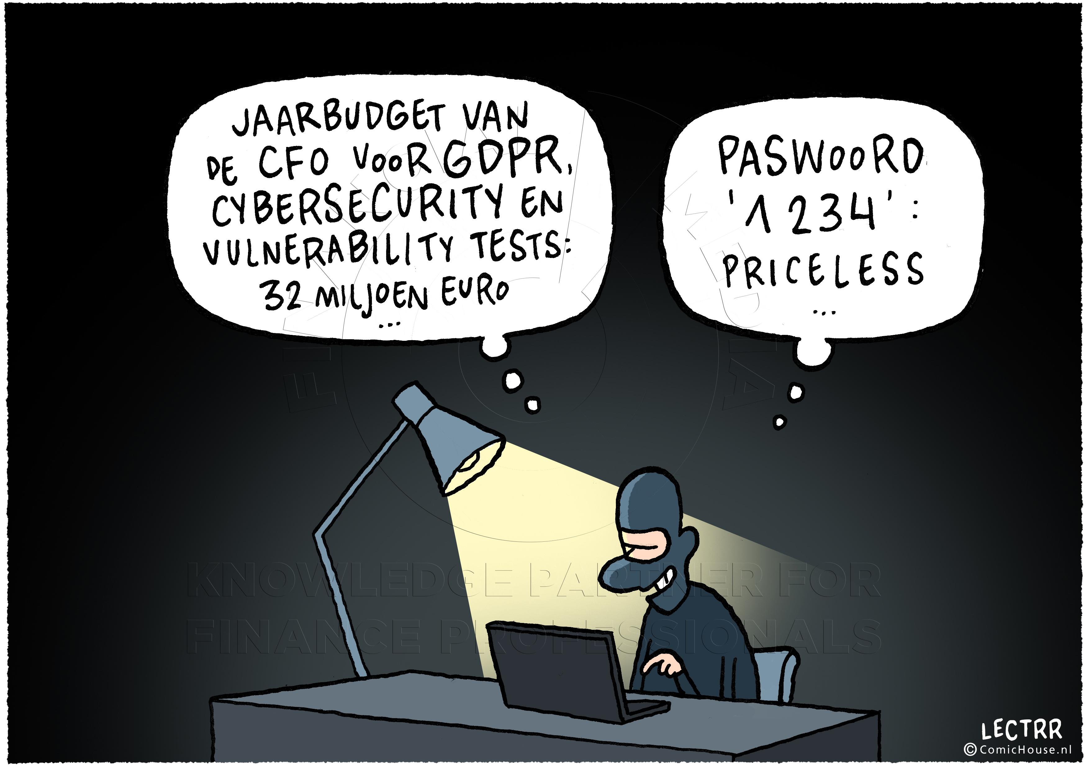 Cyberveiligheid