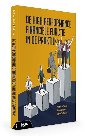De high performance finance functie in de praktijk