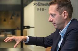 Koen Berges, CFO Cheops