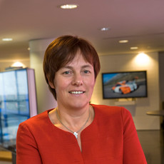 Ann Desender, CFO Barco