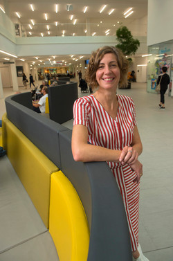 Sabine Ceusters, CFO AZ Sint-Maarten