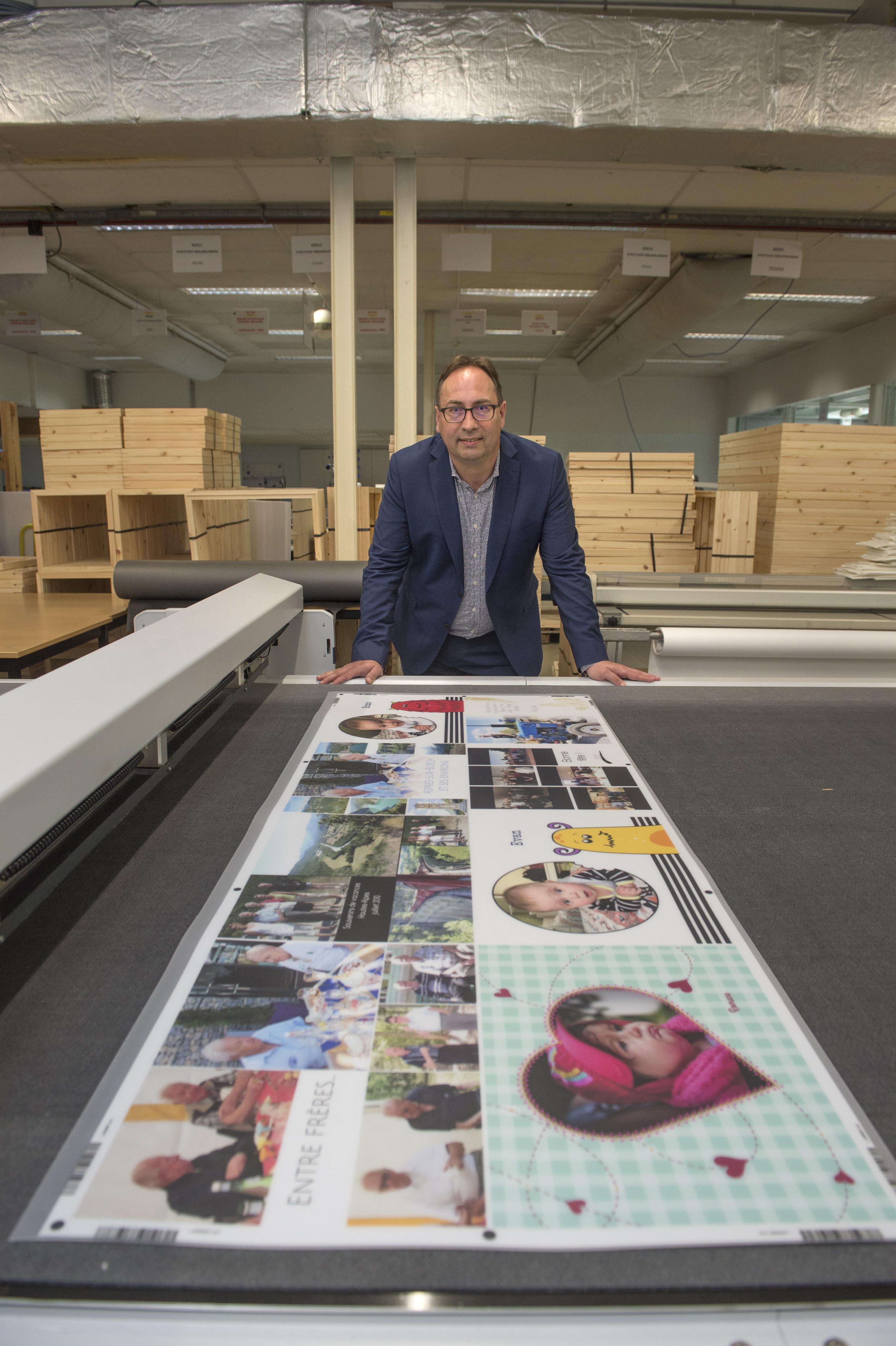 Geert Vagenende, CFO Smartphoto Grou
