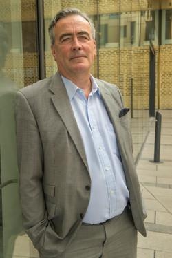 Yves Honhon, CFO John Cockerill