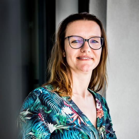Sophie De Maesschalck, CFO Incubaid