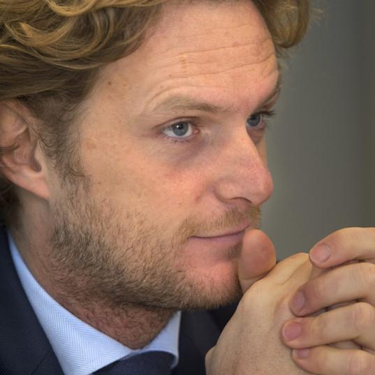 Jan De Raeymaeker, CFO Lineas