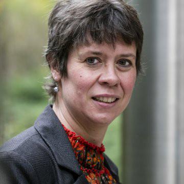 Nancy Huyghebaert, professor KUL