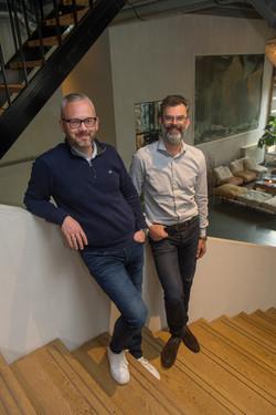 Kristof Vanherle & Patrick Van Gaelen