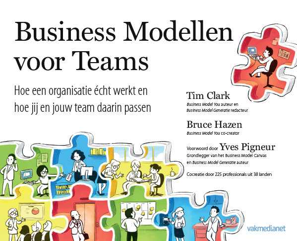 Businessmodellen voor teams