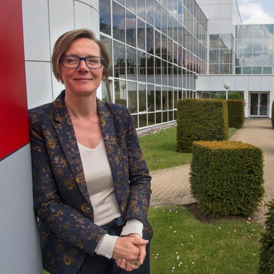 Sandra de Kerckhove, CFO Iris GroupGroup