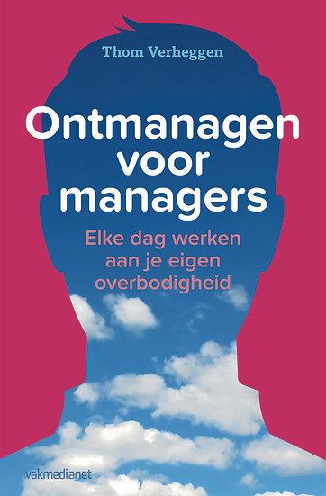 Ontmanagen voor managers