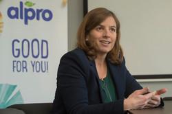 Irene Boj, CFO Alpro