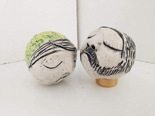 Peper en Zout : Margarida & Joaquim