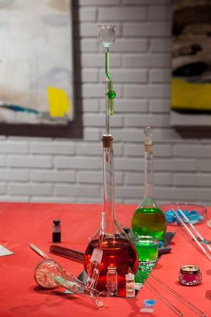 DOLCHE VITA. Olfactory installation. Lisa Shtormit.