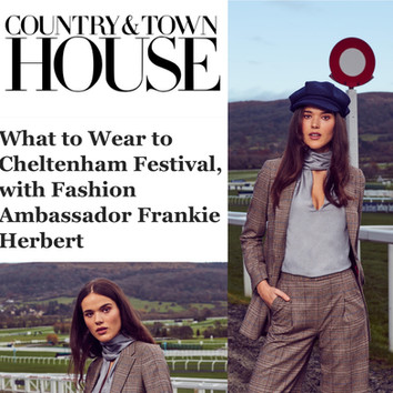 FRANKIE HERBERT - COUNTRY & TOWNHOUSE