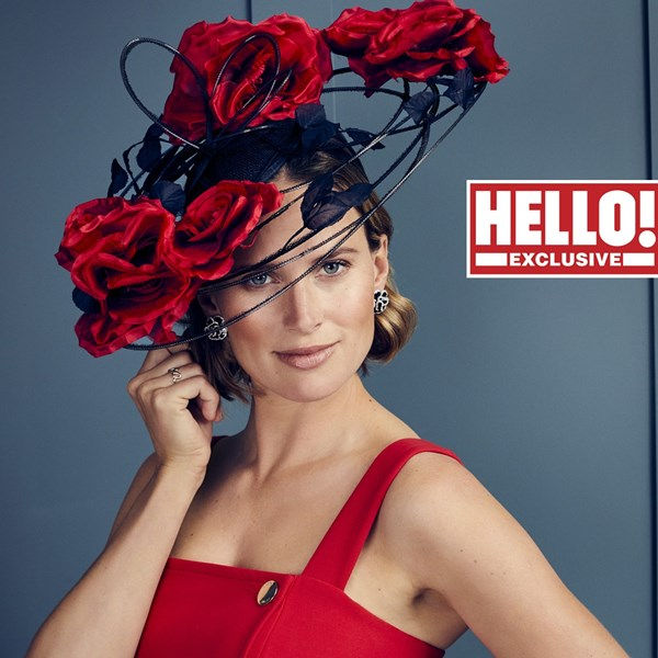 Francesc Cumani x Royal Ascot Millinery Collective styled by Sarah Kate Byrne