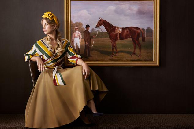 Vogue-Williams-Investec-Derby-Ambassador
