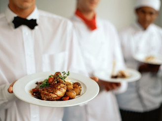 FOOD! Let's talk catering service...
