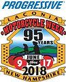 Laconia Motorcycle Rally Logo