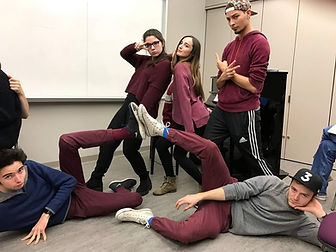 Unintentional Maroon Party