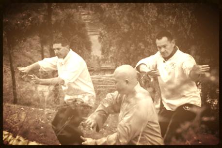 T. R. Mrazek Shaolin