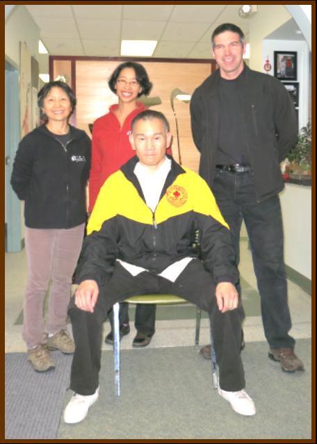 Lee Chi Wai & SK disciples