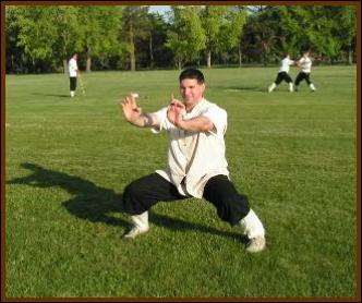 T. R. Mrazek Southern Kung Fu