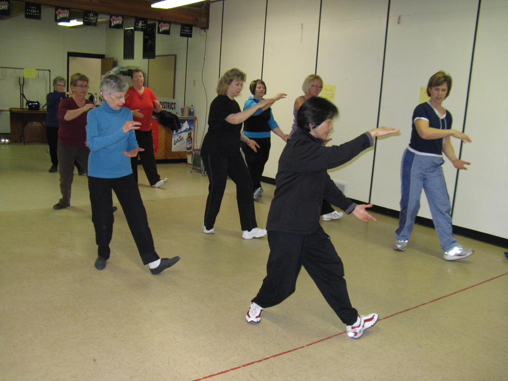 Kung Fu Regina: Tai Chi program