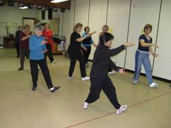 Kung Fu Regina: Tai Chi program