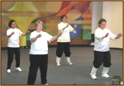 Tai Chi Performance Regina