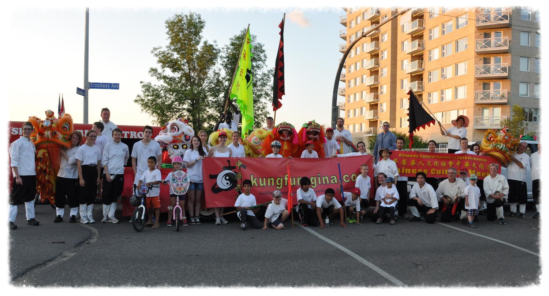 Kung Fu Parade: Regina